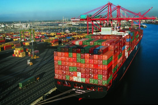 Image courtesy of the Port of Long Beach