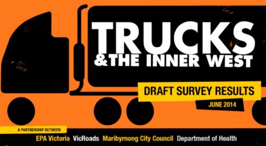 Truck Survey Graphic